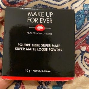 Make Up For Ever Setting Powder